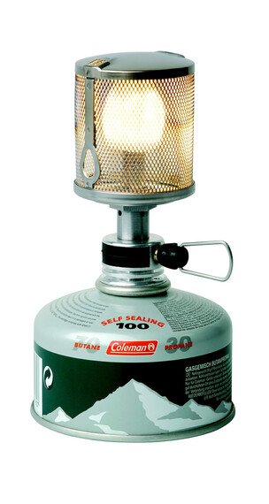 Coleman F1 Lite - Iluminación para camping - gris